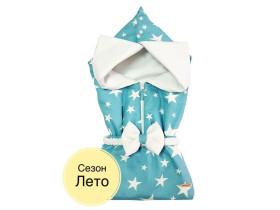 Как выбрать конверт для малыша на лето?