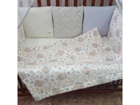 Критерии выбора постельного белья для новорожденных