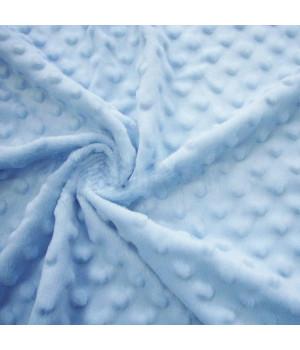 Плюш Минки - цвет Голубой