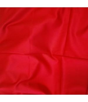 Сатин - цвет красный