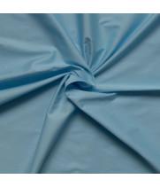 Сатин - цвет небесно-голубой
