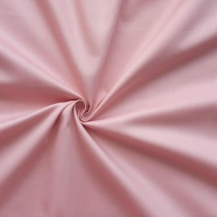 Сатин - цвет нежно-розовый
