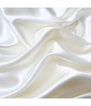 Сатин - цвет белый