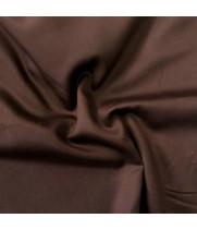 Сатин - цвет шоколадный