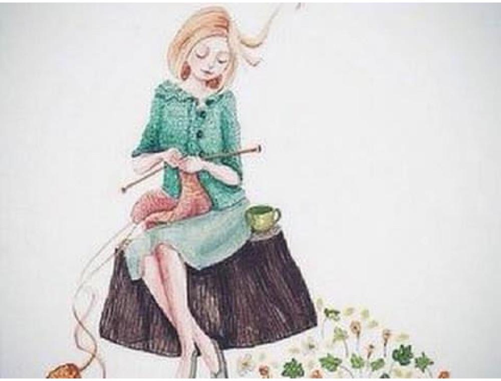 Читаем схему вязания крючком - видео урок