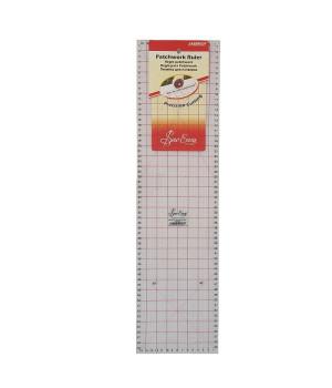 Линейка для пэчворка прямоугольная в сантиметрах 60 x 16 см