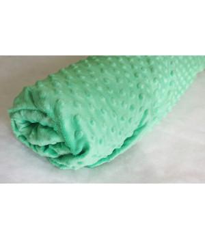 Плюш Минки - цвет Свежая зелень