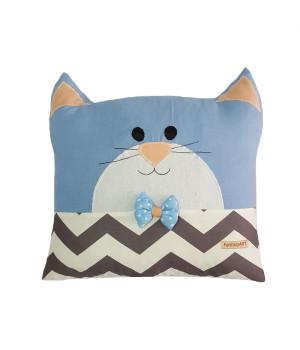 """Подушка """"Котик голубой"""""""